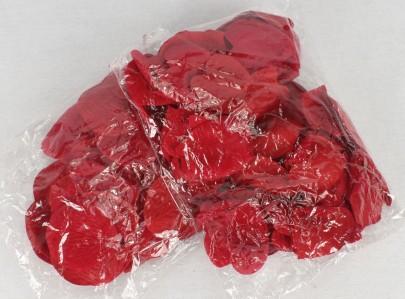 Лепестки розы в упаковке