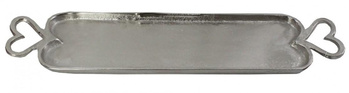 Посуда металл поднос уз 13,5*61см IN0615