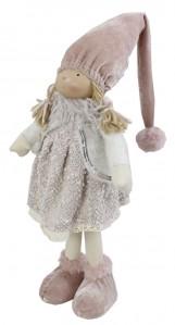 Фигурка кукла ткань 45см РР0324