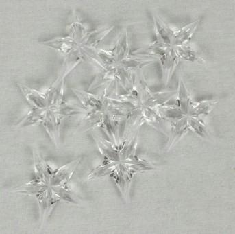Звезда подвеска 48шт*5см 70CAN1631