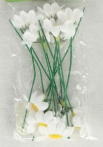 Цветок на проволочке К11-001