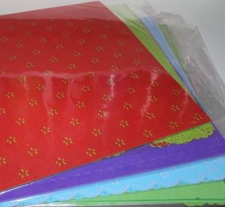 Бумага подарочная 3D 700*500