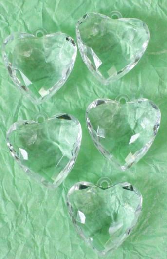 Сердце камни PR0045
