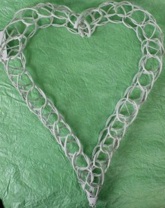 Сердце ротанговое DXQ15-664