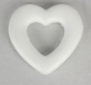 Сердце заготовка 19см HT12A027
