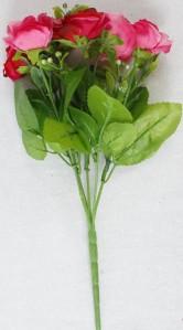 Букет роза 5гол*40шт*30см