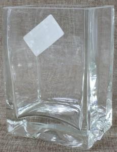 Стекло ваза 2158 Доминикана