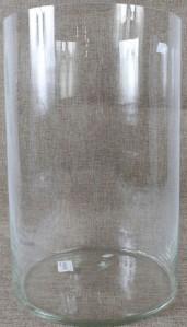Стекло ваза 2302 Трубка 250