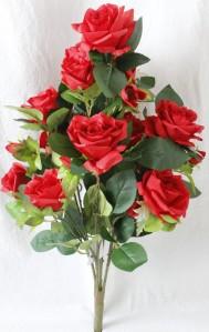 Букет роза под заливку 16гол