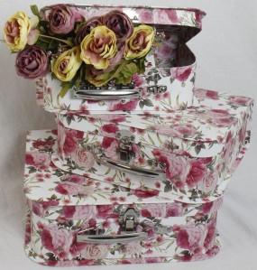 Коробка-чемодан ПК-479 1 3шт
