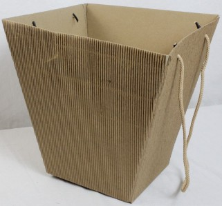 Коробка 4-х слойная крафт 160*280*280