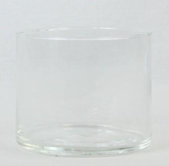 Стекло ваза-цилиндр 1541 Иберетта-5