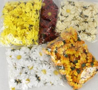 Добавка цветочки 60шт