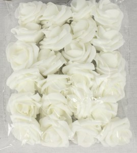 Роза пенка на дротике 98CAN11-3413-1-24шт