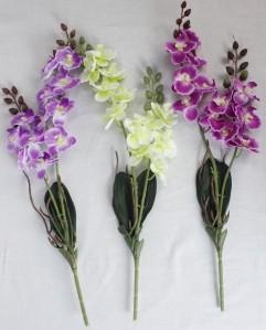 В9884 орхидея с корнем 2в*50см
