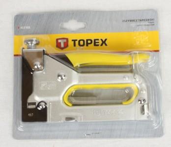 Степлер 41Е906 TOPEX 4-14мм