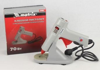 Пистолет 930085 MATRIX c регул.температуры