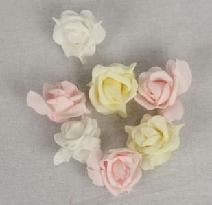 Роза пенка мал.98CAN02-561-24шт