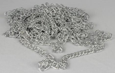 Цепь серебро LCN3 10м