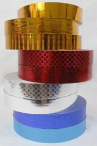 2*50 лента металлизированная МЕТ20