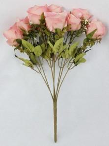 Букет роза 9гол*6шт