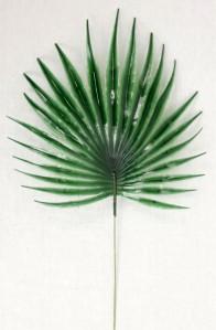 Лист пальмы пласт.ВК9
