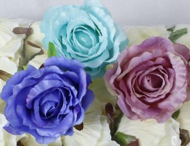 Гол роза 24шт 230-69
