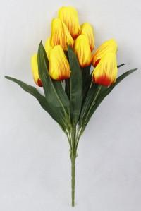 Б10535 букет тюльпана 9гол*20шт*53см