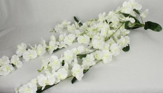 Б7411 букет орхидеи Водопад 7гол*130см