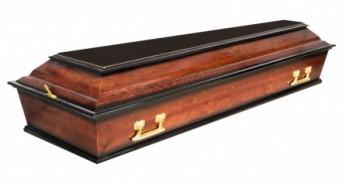 Гроб 13 'Стандарт' ФС-4 4-х гранник 2м